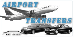 Tucson Airport Transfers and airport shuttles