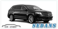 Luxury sedan service Tucson
