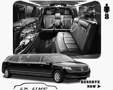Stretch Limo for hire in Tucson