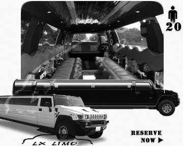 hummer H2 SUV Limo in Tucson AZ