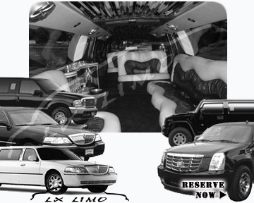 Tucson Stretch Limos for rental