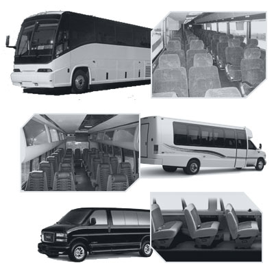 Tucson Coach Bus rental