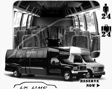 Mini bus for hire in Tucson AZ