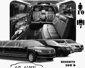 Tucson Town Car Stretch Limo for rental