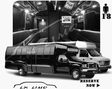 Tucson Party Bus party Bus | 18 passenger PartyBus in Tucson